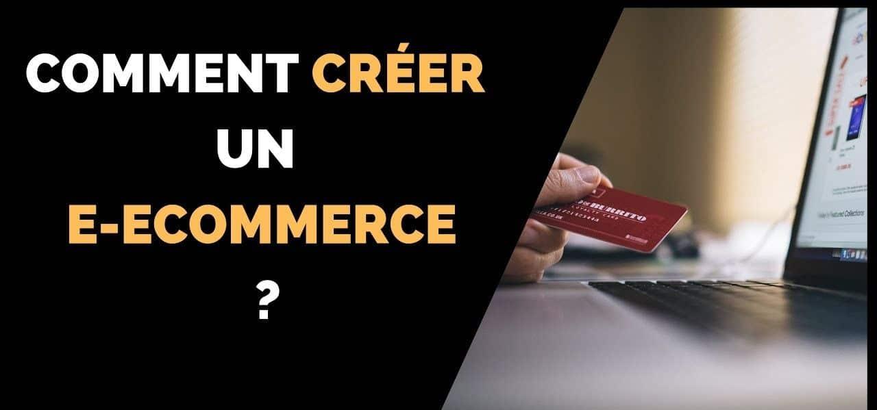 créer un ecommerce